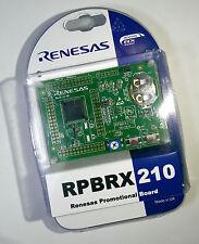 Renesas RX210 Low power MCU demo board - RX200 - RPBRX210