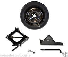 OEM NEW 2009-2014 Ford Mustang V6 Mini Spare Wheel + Tire, Scissor Jack, Wrench