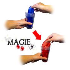 Verre à transformation de foulards - Tour de magie