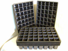 40 X 40 CELL FULL SIZE SEED TRAY INSERTS  EX VALUE