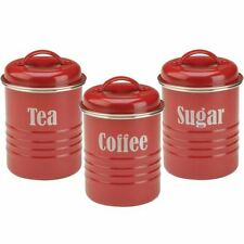 Typhoon Metal Kitchen Canisters & Jars