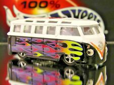 HOT WHEELS VW KENTUCKY DERBY WINDOW BUS LIMITED EDITION VOLKSWAGEN IN THE BOX