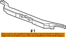 Jeep CHRYSLER OEM 06-10 Commander Radiator Core Support-Upper Tie Bar 55396487AD