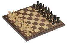 Jeux d'échecs marron