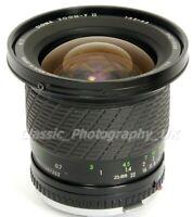 SIGMA 21-35mm F3.5-4.2 Zoom II Wide-Angle Lens OLYMPUS OM-System Film & DIGITAL