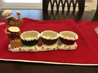 Yankee Candle Gingerbread Triple Tea Light Holder