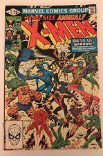 Old Marvel Comic X-Men Annual #5 (1981, Marvel)