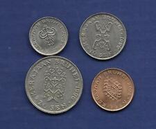 BRUNEI  Lote de monedas