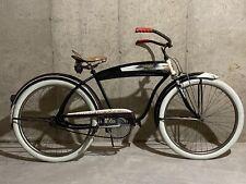 Vintage Bicycle 1953 Roadmaster CWC/AMC Tank