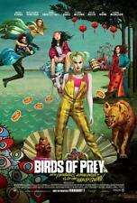 Birds of Prey: Harley Quinn (2020) Dvd Brand New Factory Sealed