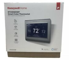 NEW - Honeywell Home RTH9585WF1006 Smart Color Thermostat✅‼️🌟🌟🌟🌟‼️