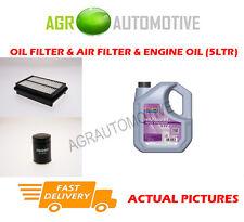 PETROL OIL AIR FILTER KIT + FS 5W30 OIL FOR SUZUKI LIANA 1.6 103 BHP 2002-07