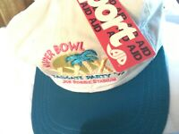 SUPERBOWL 29 SUPER BOWL XXIX 1995 TAILGATE PARTY CAP HAT Tagged unused Media