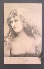 1902 Raphael Tuck FAIR WOMEN Postcard, Photo by Lafayette