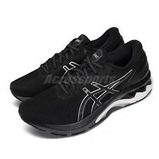 Asics Gel-Kayano 27 Black Silver White Men Running Shoes Sneakers 1011A767-001