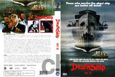 Death Ship (1980) - Alvin Rakoff, George Kennedy, Richard Crenna  DVD NEW