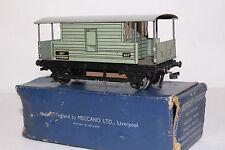 1950's Hornby-Dublo # M730026 Caboose,  Nice with  Original Box