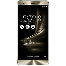 "ASUS Zenfone 3 Deluxe ZS550KL 64GB/4GB 5.5"" LTE Dual SIM Unlocked Silver"