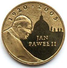 Poland 2 zloty 2005 Ioan Paul II UNC (#439)
