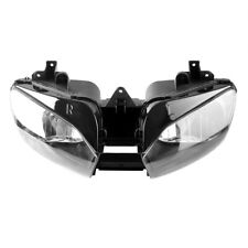 Front Headlight Headlamp Assembly for YAMAHA YZF-R6 1998 99 00 2001 2002 Clear