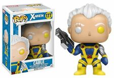 Funko Pop Marvel X-Men Cable Bobble-head Vinyl Action Figure Toy #177