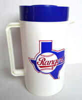 Texas Rangers COKE IS IT Winn Dixie RARE Pitcher Vintage late 1980s