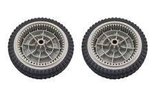 """NEW Set of 2 MTD 8"""" Mower Wheel Internal Gear 734-04018A"""