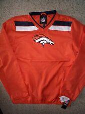 (2019-2020) Denver Broncos nfl Jersey Jacket Adult MENS/MEN'S (m-medium)