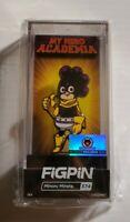 FiGPiN My Hero Academia Minoru Mineta #374 LE1500 Fugitive Toys Exclusive pin