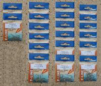 Lotto Ami F-Line 910 con ardiglione ferma esca, Surfcasting, mormore, pagelli