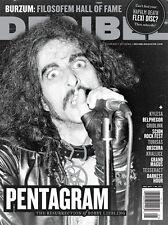 Decibel #79 (Magazine w/ FLEXI, 2011) Metal, BLACK NAPALM DEATH FLEXI INCLUDED !