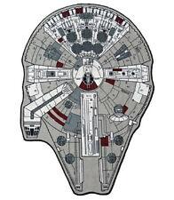 Disney Star Wars Millennium Falcon  Cut-Out Rug