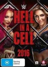 WWE: Hell in a Cell 2016 NEW R4 DVD