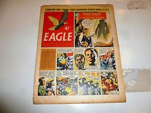 EAGLE Comic - Year 1955 - Vol 6 - No 45 - Date 11/11/1955 - UK Paper Comic