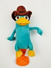 Disney Perry the Platapus bean bag plush 8 inch Great Condition