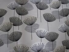 "SANDERSON CURTAIN FABRIC DESIGN ""Dandelion Clocks"" 0.60 METRE NEUTRAL 60 CM"