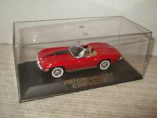 New Ray 1967 Chevrolet Corvette Diecast Model in 1:43 scale