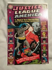 Justice League America # 47 JSA guest appearance  Beauty! FN/VF to VF- (7.0-7.5)