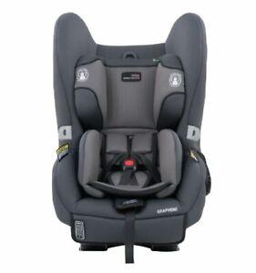 Britax Safe N Sound Graphene Convertible Car Seat Pebble Grey