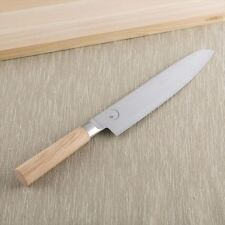Kitchen Knife Chef's Couteau Coltello AB5510 Japan Santoku Hasimoto 8.3 in 七寸
