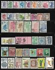 Worldwide+Off+Paper+all+different+Packet+Lot+of+42+Stamps+World+Collection+used