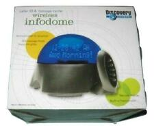 Discovery Channel Info Dome Caller ID Message Center New Open Box