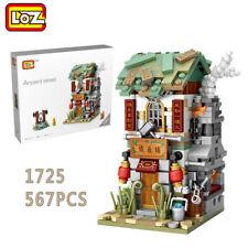 LOZ-1725 Bauklötze Schmiedeladen Modell Kinder Montage Spielzeug OVP 567PCS