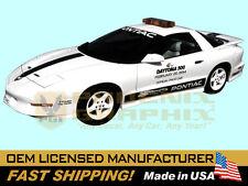 1994 Trans Am 25th Anniversary Pace Car Daytona 500 NASCAR Door Decal Stripe Kit