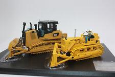 Diecast Masters 85561 Cat Caterpillar D7E + D7C  Dozer Planierraupe  1:50 NEU