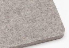 """F7 (12R3) Wool Felt Sheet 24"""" x 72"""" x 1/2"""" Thick"""