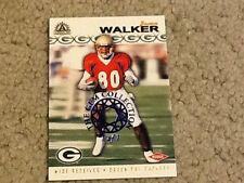 1 of 1 GEM Collection JAVON WALKER Green Bay Packers Florida State Seminoles