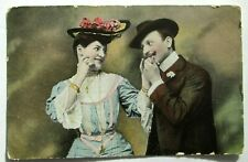 """""""1908 Post Card""""Russian I Think,The Back Of  Card Is In Rough Shape, photo album"""