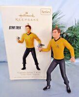 Star Trek Captain James T. Kirk QX8373 Hallmark Keepsake 2010