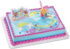 DECOPAC BARBIE FAIRY SECRET WINGS CAKE TOPPER DECOSET #14139 (RETIRED) VHTF